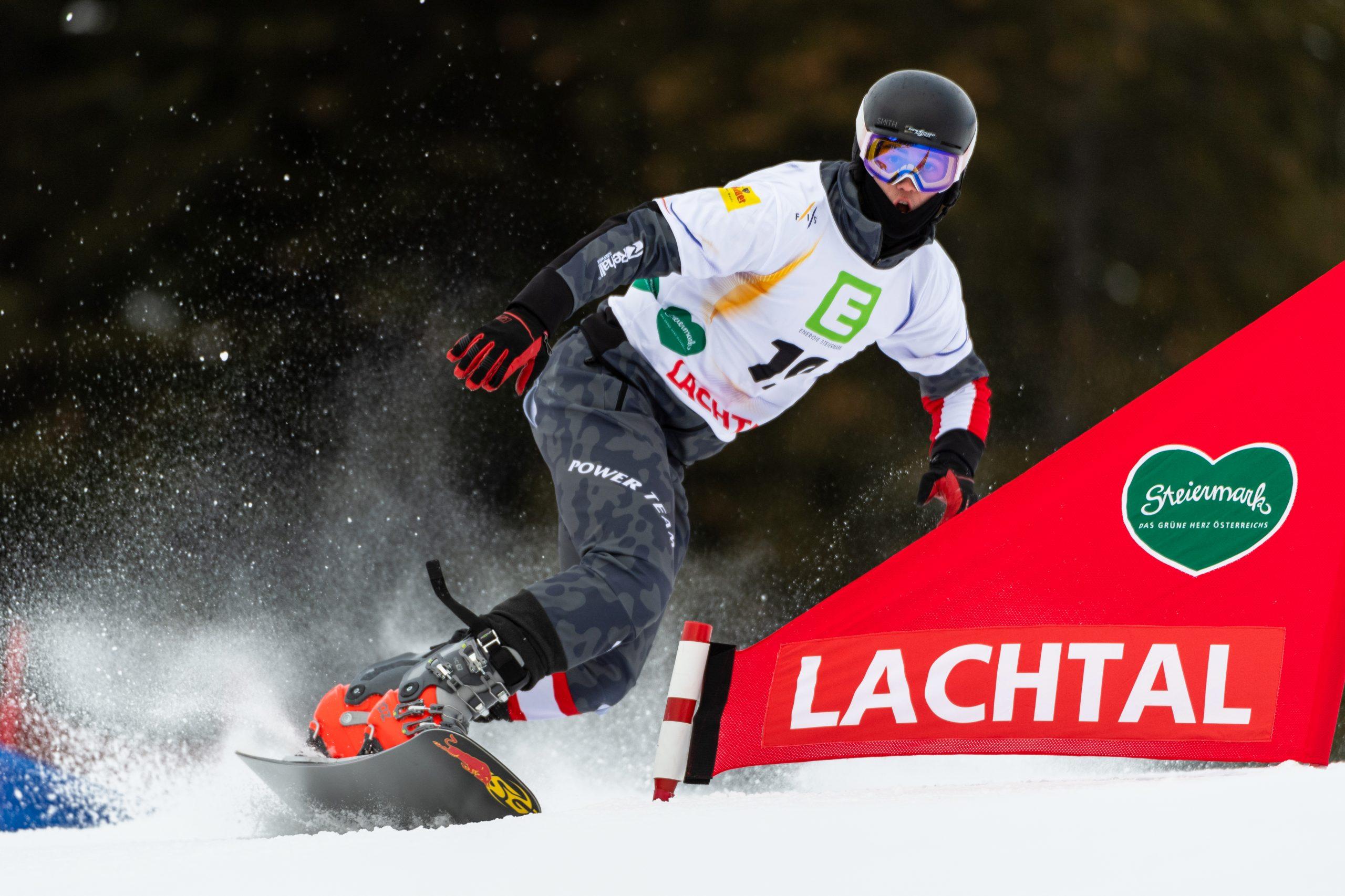 FIS Junior World Championship - Lachtal AUT - PSL - BURGSTALLER Dominik AUT © Miha Matavz/FIS